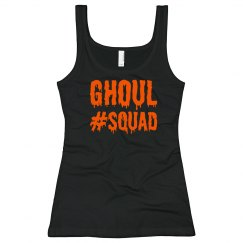Ghouls Squad Hashtag Halloween Bachelorette