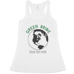 Custom Bridal Green Planet