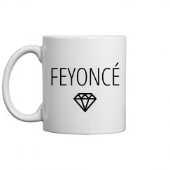 Feyonce Bridal Gift Wedding Mug