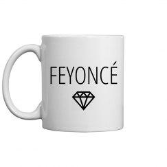 Feyonce Bridal Gift Wedding Mug