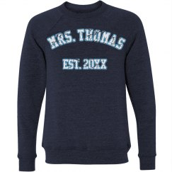 Mrs. Thomas Sweatshirt