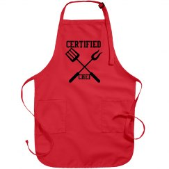 Certified Chef Apron