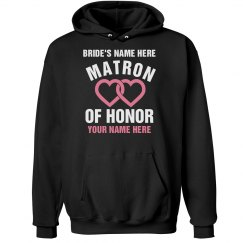 Matron Of Honor Hearts