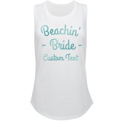 Beach Bride Custom Bachelorette