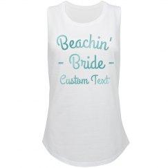 Beach Bride Custom Bachelorette