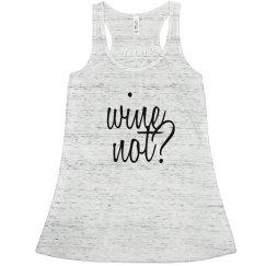 wine not?