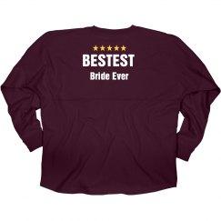 Bestest Bride Jersey