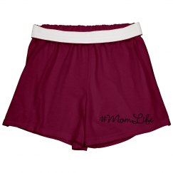 mom life shorts