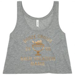 Custom Booze Cruise Bach Vacation