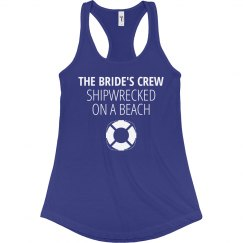 Shipwrecked on a Beach