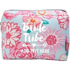 Bride Tribe Custom Makeup Gift