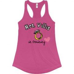 Mrs. Willis In Training