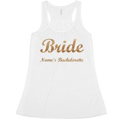 Custom Bride Bachelorette