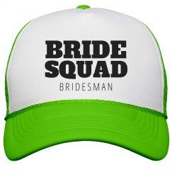 Bridesman Bachelorette Hats