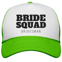 Bridesman Bachelorette Hats
