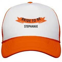 Bride To Be Trucker Hat