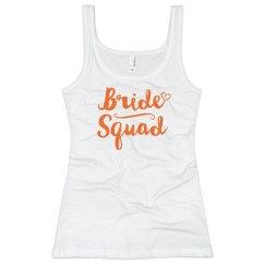 Bride Squad Tank Top