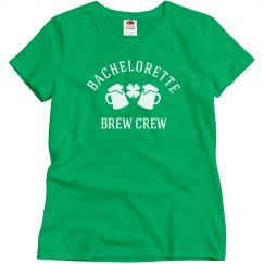 Bachelorette Brew Crew Irish