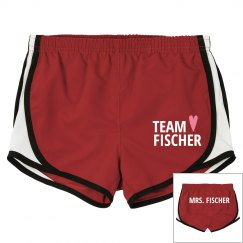 Team Fischer Pink Heart