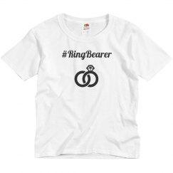 Hashtag Ring Bearer