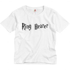 Ring Bearer Youth T-shirt