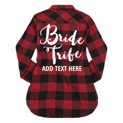 Custom Bride Tribe Bridal Party