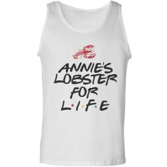 Lobster for Life Custom Tank