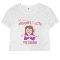 #Rachelorette MOH