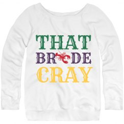 That Bride Cray Mardi Gras