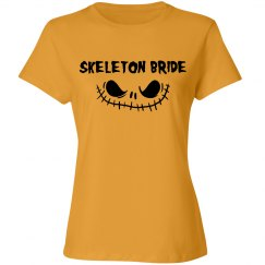 Skeleton Bride T-shirt