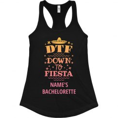 Custom Bachelorette Party DTF