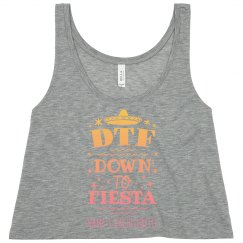 Down To Fiesta Custom Bachelorette