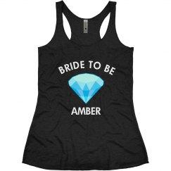 Diamond Emoji Bride