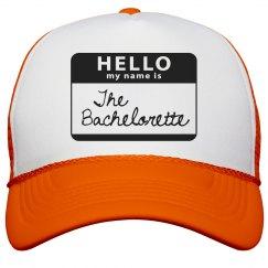Hello Bachelorette