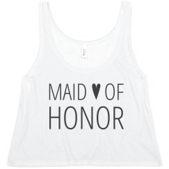 Heart Maid of Honor
