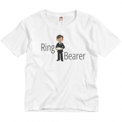 Ring Bearer Shirt