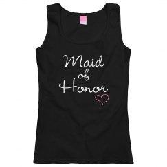 Maid of Honor Misses tee