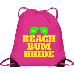 Beach Bum Bride