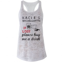 If Lost Bachelorette