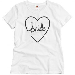 The Bride Heart