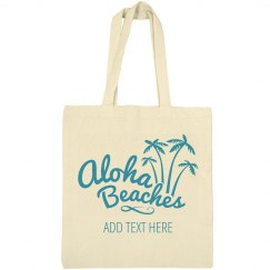 Custom Aloha Beaches Palm Trees