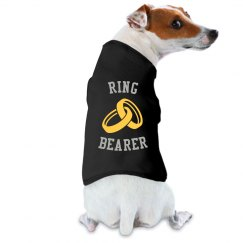 Ring Bearer Dog Tee