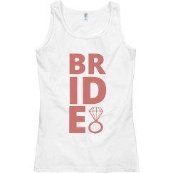 Bold Bride Text