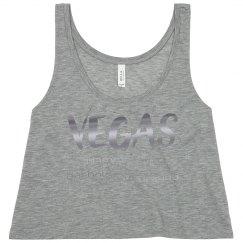 Silver Vegas Bachelorette Squad