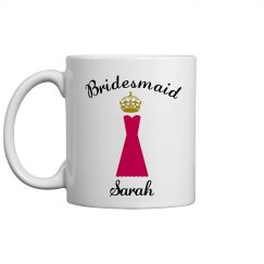 Bridesmaid Coffee Mug