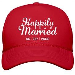 Custom We're Happily Married Now