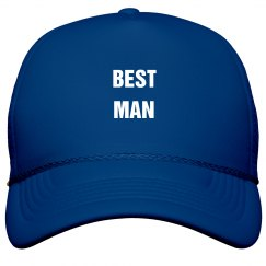 Best Man Bachelor Party Trucker Hat