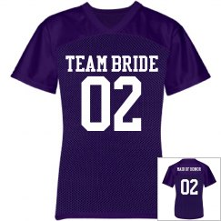 Maid Of Honor Jersey