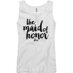 maid of honor tank