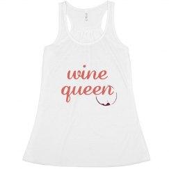Wine Queen Tank